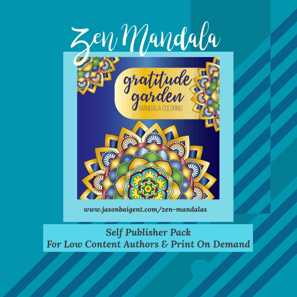 Zen Mandala Instagram And Social Media 1080X1080
